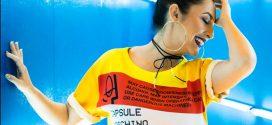 Cum s-a imbracat Andra la evenimentul de la Arena Nationala unde Simona Halep a prezentat trofeul