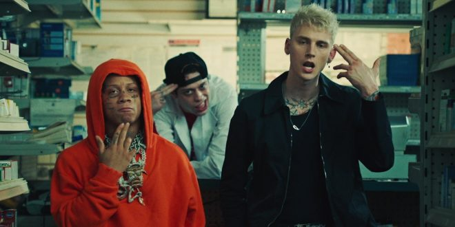 Machine Gun Kelly feat. Trippie Redd – Candy (piesa noua si videoclip)